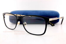 Brand New GUCCI Eyeglass Frames GG 0301/O  001 Black For Women