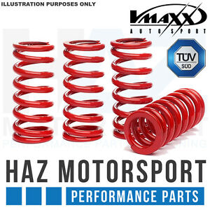 BMW 7 Series E65 E66 E67 Saloon 760i, Li 445HP 03-08 V-Maxx Lowering Springs