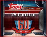 Matt Forté 2015 Topps Football 25 Card #15  Lot Chicago Bears
