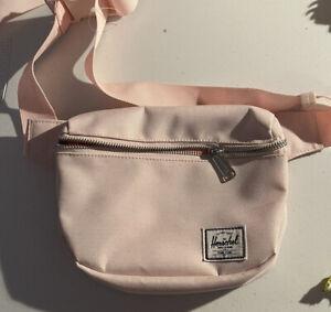 Herschel Suppy Co Pink Crossbody Bag Fanny Waist Hip Pack