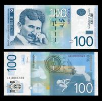 100 Dinara Serbia P-57br 2013 UNC /> ZA REPLACEMENT