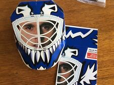 Kraft Dinner 94/95 Goalie Mask Felix Potvin Toronto Maple Leafs