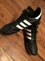 [015110] Adidas Copa Mundial Leather Soccer Cleats - Men's Size 7.5