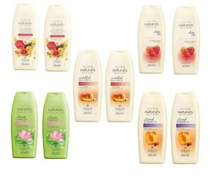 Avon Naturals 2 in 1 Shampoo and Conditioner ~ Twin pack
