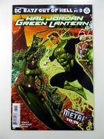 DC HAL JORDAN GREEN LANTERN CORPS Rebirth #32 Key BATMAN WHO LAUGHS NM Ship FREE