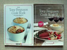Tony Ferguson Cook Book - Books 1 and 2 - Low GI Good Carb Recipes