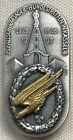 Abzeichen Anstecker Luftwaffe 25. Bundestreffen BDF Fallschirmjäger 1997 Kassel