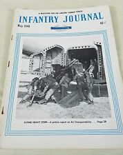 Vintage May 1948 The Infantry Journal Magazine for The Ground Combat Forces