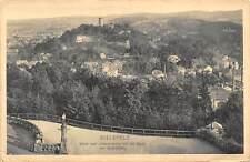 Germany Bielefeld, Blick vom Johannisberg auf die stadt und Sparenberg 1908