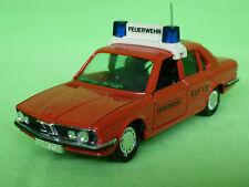 GAMA 1149 BMW 528i FIRE ENGINE FEUERWEHR RARE SELTEN  IN VERY GOOD CONDITION