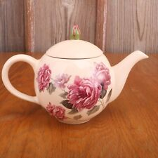 Mothers Day 2008 Telefora 100th Anniversary Teapot Floral Pattern