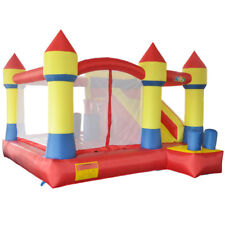 YARD Bounce House Inflatable Bouncer Combo Slide Moonwalk Castle without Blower