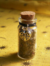 Love Incense Charm Spell Witch Bottle© Love Amulet Talisman Pagan Wicca Witch