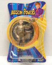 Nip 2002 Austin Powers Goldmemder Action Figure