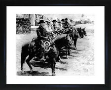 Magnificent Seven Framed Photo CP0302