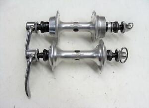 "~ Nice Vintage Gipiemme Sprint Hub Set 36h x 122mm 1.370"" English Freewheel ~"