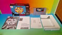 Animaniacs - SNES Super Nintendo - CIB Complete Rare AUTHENTIC Tested Game