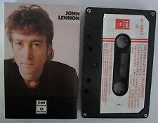 JOHN LENNON THE JOHN LENNON COLLECTION CASSETTE TAPE