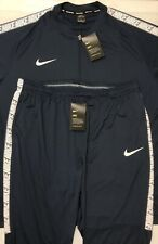 NIKE DRI FIT MENS FOOTBALL FULL TRACKSUIT TROUSERS BRAND NEW WITH TAGS 2XL