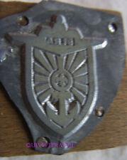 TAMP038 - TAMPON INSIGNE 8° Régiment d'Artillerie