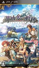 UsedGame PSP Nayuta No Kiseki Regular Edition [Japan Import] FreeShipping