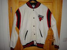Chicago Bulls Jacke Oldschool Teamjacke 80iger Original