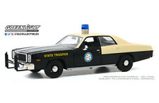 Greenlight 1:24 Scale 1978 Plymouth Fury Florida Highway Patrol Police 85512
