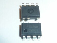 FSD200 SOP-7 FAIRCHILD SEMICONDUCTOR - BRAND NEW - UK SUPPLIER