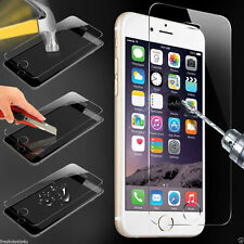 100% TEMPERED GLASS FILM SCREEN PROTECTOR FOR APPLE IPHONE 7 Plus - GO