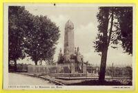 CPA France 89 - CRUZY le CHÂTEL (Yonne) Le MONUMENT aux MORTS Guerre 14 Mémorial
