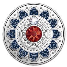 2017 Canada 1/4 oz Silver $3 Zodiac Series (Aries)