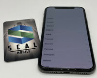 Apple iPhone X - 64GB - Space Gray - Factory Unlocked - Fair Condition