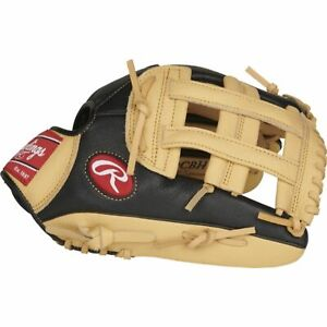 Rawlings 12 inch Prodigy Youth RH Outfield Glove P120CBH-6/0