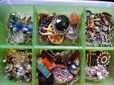 Lot of Charms, Pendants and Beads For Jewelry Making