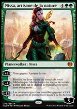 MAGIC Nissa, artisane de la nature Kaladesh VF NM FOIL PLANESWALKER MTG