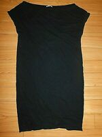 JAMES PERSE BLACK CAP SLEEVE MINI DRESS SIZE 3 WUA6507
