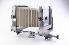 EXC++ CALUMET 4x5 MONORAIL CAMERA w/REVOLVING BACK, CLEAN, TESTED