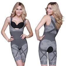 Women Full Body waist cincher tummy Shaper Shapewear BodySuit Underwear sexy UK