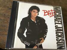 MICHAEL JACKSON - BAD - CD ALBUM - DIRTY DIANA / MAN IN THE MIRROR +