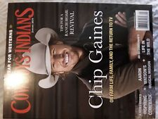 COWBOYS & INDIANS MAGAZINE CHIP GAINES JANUARY
