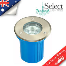 INGROUND / DECK LIGHTS, Marine Grade 316 Stainless Steel, IP67, 12V, LED READY!