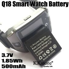 Original Smart Watch Li-Polymer 500mAh Battery Q18 500mAh Battery Q18 Battery