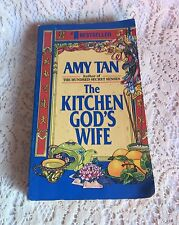 The Kitchen God's Wife by Amy Tan 1992 Paperback