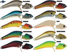 Leurre poisson nageur JigWobbler Jig Wobbler 8cm 29gr pêche sandre pike bass