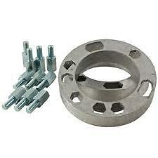 Isuzu Trooper Wheel Spacer Kit 32mm with extended Studs  6 Stud SP65