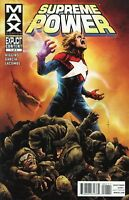 Supreme Power #1 (of 4) Comic Book - Marvel