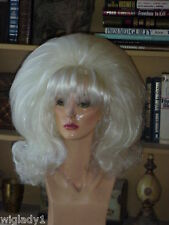EMPRESS BIANCA'S NEW YEAR  DRAg QUEEN WIG FLIP SMOOTH SOFT STRAIGHT CHIC HOT