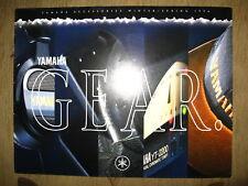 Yamaha Gear Accessories - tuners, strings, headphones, DMI Soft... 1996 catalog