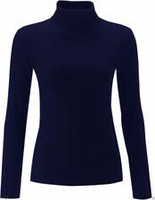 Camisas y tops de mujer de manga larga 100% algodón talla XL
