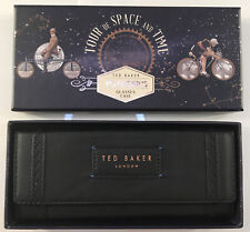 Ted Baker Voyagers Glasses Case with Box. Fantastic Gift & Very Collectable.